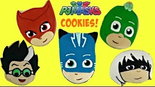 PJ MASKS COOKIES With Just Like Home Microwave | Toys Unlimited