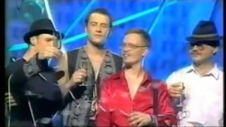 Голубой огонёк на Шабаловке (РТР, 2001) Zdob si Zdub-Primavara