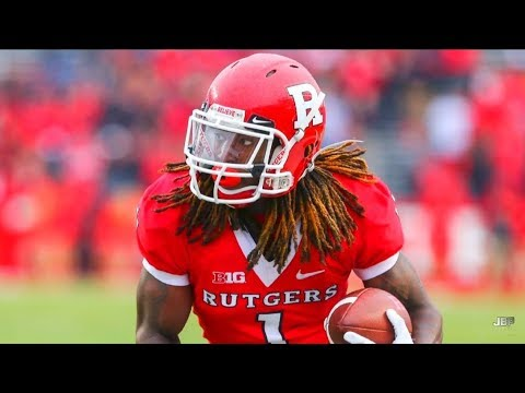Shiftiest Player in College Football || Rutgers KR/PR/WR Janarion Grant 2016 Highlights ᴴᴰ