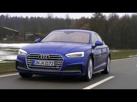 Audi A5 Sportback Лифтбек класса D - рекламное видео 2