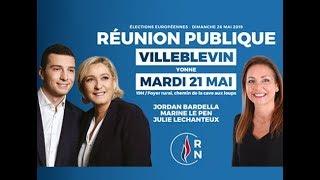 🔴🎥Suivez en direct la réunion publique du RN - 21 mai à Villeblevin (Yonne) 🇫🇷#OnArrive
