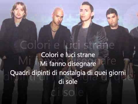 , title : 'Modà - Aria ( with lyrics)'