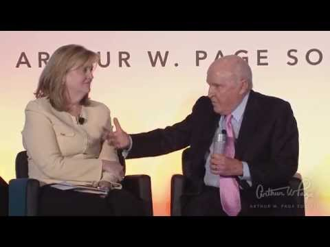 "Jack Welch on How Being a CEO is Different Today: Managing ""Geniuses, Tramps & Thieves"""