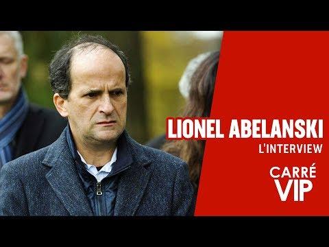 Lionel Abelanski, l'interview dans Carré VIP