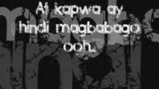 Nagyo'y Naririto - Jay-r (lyrics)