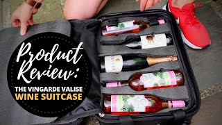 Wine Travel Hacks/Essentials: Transport and Store your Wine with Ease