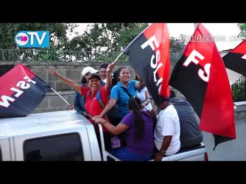 Masaya, Catarina y Masatepe conmemora operación chanchera pidiendo justicia y reparación para todos