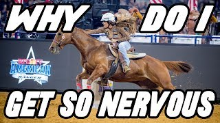 Why Do I Get So Nervous? Barrel Racing Tips With World Champion Fallon Taylor