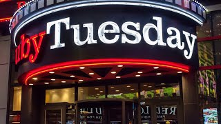 Ruby Tuesday Closes 147 Locations