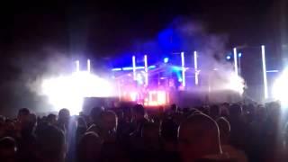 Small fragment of our 'Enzyme X vs. Insane DJ Mafia'-set @ Ground Zero Festival 2012