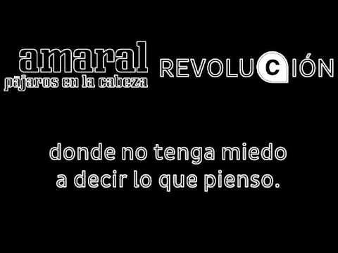 Amaral - Revolución