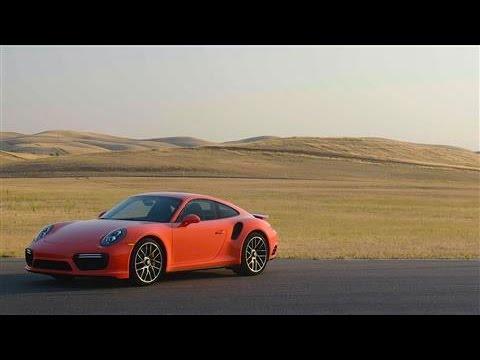 Porsche 911 Turbo S: The Ultimate Sports Car?