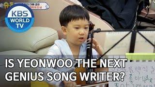 Is Yeonwoo the next genius song writer? [The Return of Superman/2020.01.05]