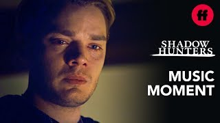 "Shadowhunters | Season 3, Episode 11 Music Moment: Freya Ridings   ""Lost Without You"" 