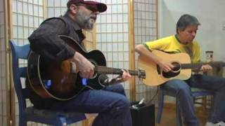 """Michael Falzarano and Pete Huttlinger - """"When There's Two There's Trouble"""""""