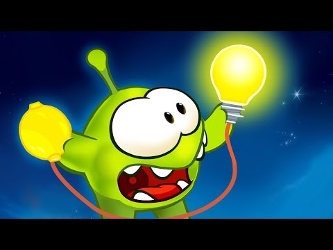 Om Nom Stories - New season 6 - The Experiments - Cut The Rope @ KEDOO animations for kids