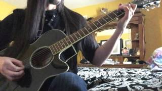 Cinderella - Winds of Change guitar cover
