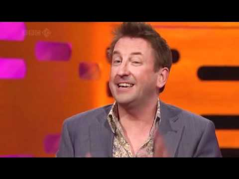 Lee Mack leaves Martin Clunes and John Cleese crying with laughter on The Graham Norton Show