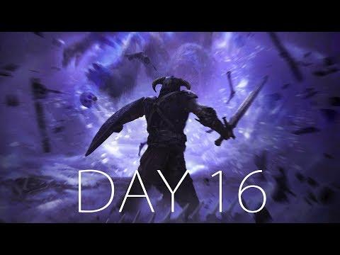 БОЛЬШОЕ СЫКЛИВОЕ ПРИКЛЮЧЕНИЕ ● SKYRIM HARD - Day 16