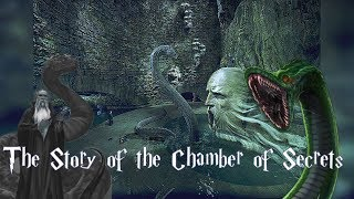 The Story Of The Chamber Of Secrets (Harry Potter Explained)