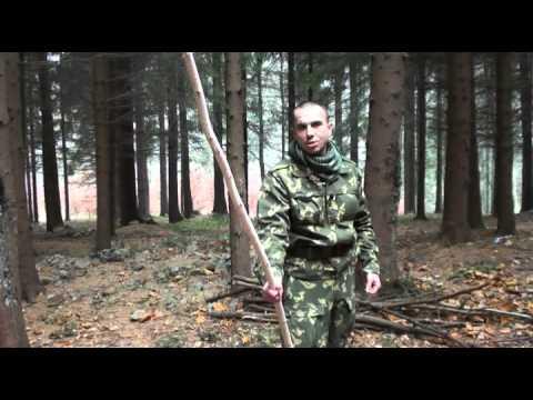 Poutnická hůl – nástroj pro přežití