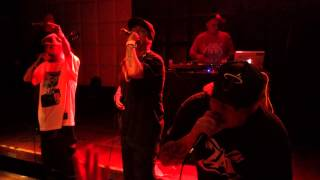 Tiro de Gracia - Sombras Chinescas HD La Batuta 03 2014