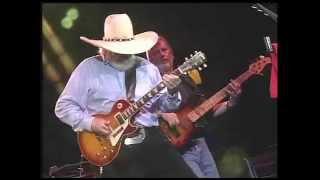 CHARLIE DANIELS  El Toreador    2007  Live