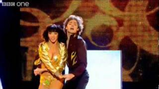 Week 3: Drew and Lizzie - Disco  So You Think You Can Dance  BBC One