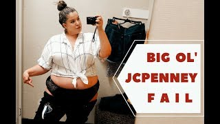 INSIDE THE DRESSING ROOM | JC Penney | ...and how to feel when nothing fits.