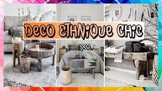 [DECO 9] Comprendre Le Style Ethnique Chic En Décoration.