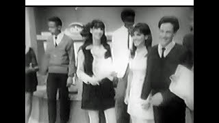 American Bandstand 1968 -'68 Dance Contest- Tighten Up, Archie Bell & The Drells