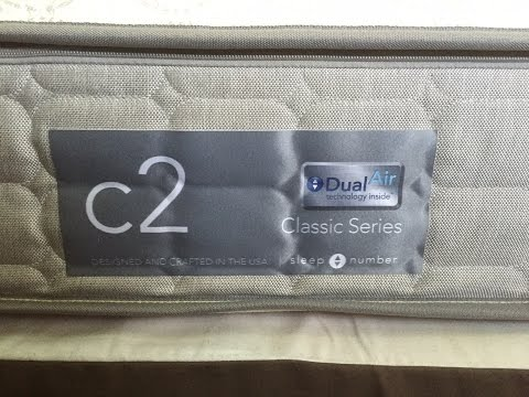 C2 Sleep Number....Good, But....