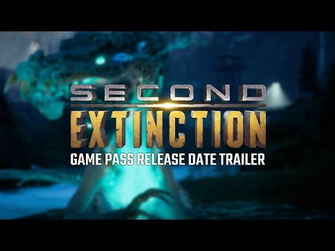 Second Extinction : se date sur Xbox Series X