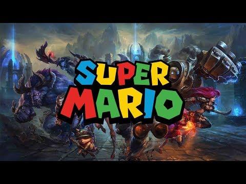 Super Mario of Legends