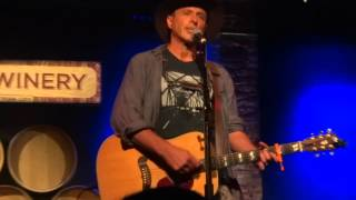 """Tiger Woods"" - Dan Bern - City Winery - October 14 2015"
