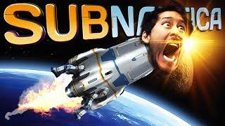 Subnautica | Part 78 | A ROCKET TO SPACE!!
