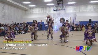 Caporales San Simón VA USA - REYES UNIDOS 2018