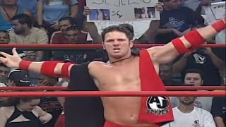 Unbreakable 2005: AJ Styles vs. Samoa Joe vs. Christopher Daniels