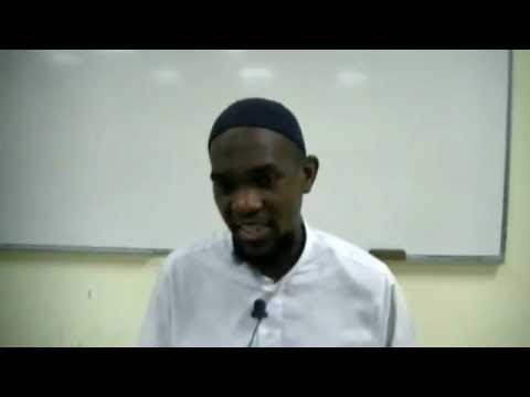 The Miracles of Fatihah- By Sheikh Ibrahim Nuh