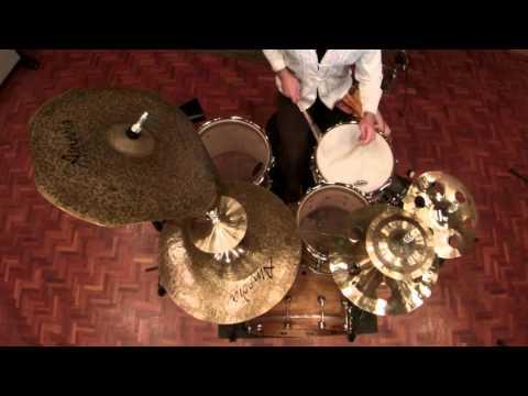 Eric Wiegmann Drum Solo - Melodic Drumming