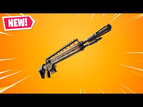 The New LEGENDARY INFANTRY RIFLE in Fortnite! (Fortnite v8.40 Update)