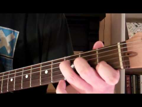 How To Play the Fmaj7 Chord On Guitar (F Major 7)