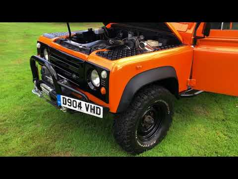 Video of '87 Defender - OLZS