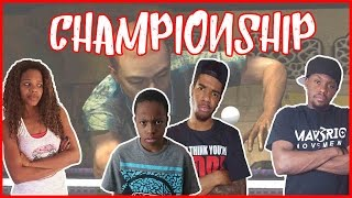 CAN HE SHOCK THE WORLD??? - Family Beatdown I Table Tennis Xbox360 Gameplay