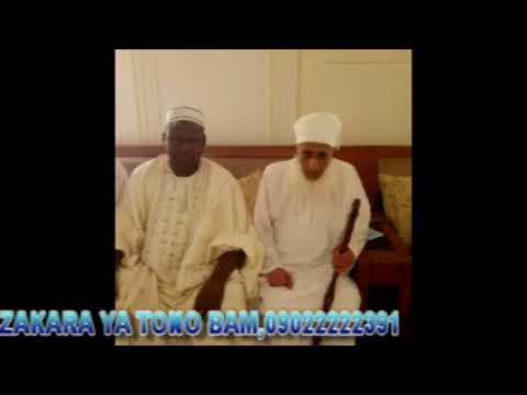 Sheikh Yahya Masussuka Zakara ya tono bam  asadussunnah 09022222391
