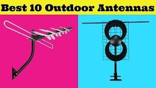 Best 10 Outdoor TV Antennas 2020 - Outdoor TV Antenna Reviews