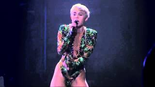 Miley Cyrus   Bangerz Tour  My Darlin' Live from New Orleans