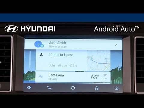 Android Auto: Texting