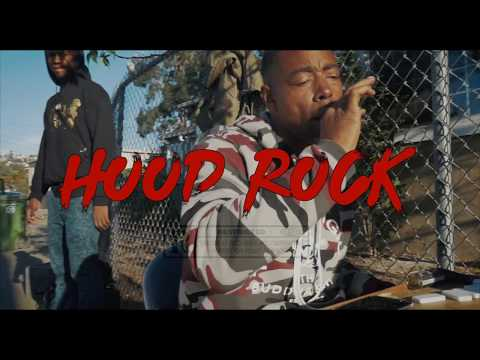 Marc Garvy A.K.A Kuzin Hood Rock Music Video Starring Frenchie Babyy