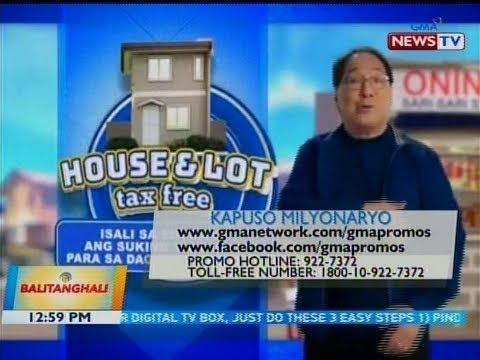 """[GMA]  BT: Paalala sa mga sumasali sa """"Kapuso Milyonation"""", huwag maniniwala sa scam texts"""